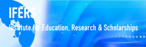 Logo of IFERS, Institute for Education, Research & Scholarships, a partner of the Winds of Freedom Foundation